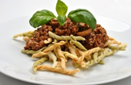 Spiced Mince